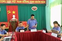 Ban hành 44 mẫu văn bản nghiệp vụ trong hoạt động của Thanh tra VKSND