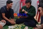 Nghi vấn Chủ tịch UBND xã đánh bạc VKSND huyện vào cuộc