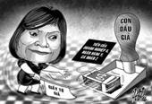 Nổ công tác tại Ban Kinh tế đối ngoại Trung ương để lừa đảo