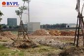 Sai phạm tại dự án Thiên Lộc Complex Phó Chủ tịch UBND tỉnh Hà Tĩnh sẽ đích thân kiểm tra