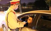 """Uống rượu lái xe bị phạt 46 triệu đồng, """"giam"""" bằng lái 23 tháng"""