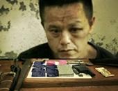Bắt đối tượng ma túy người Lào mang súng đi giao dịch hồng phiến