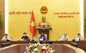 Ủy ban Thường vụ Quốc hội tán thành bỏ Sổ hộ khẩu
