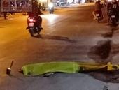 Chở đi cấp cứu, thấy nạn nhân chết nên vứt thi thể ngay giữa đường