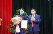 Bộ Chính trị điều động, bổ nhiệm chức vụ 2 nữ Ủy viên Trung ương Đảng