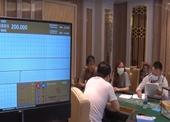 Phát hiện nhóm đối tượng tổ chức đánh bạc trong khu resort Đà Nẵng
