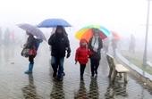 Các tỉnh Bắc Bộ tiếp tục mưa rét, vùng núi đề phòng mưa đá