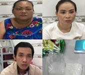 Triệt xóa đường dây ma túy từ Campuchia về Việt Nam
