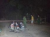 Truy tìm hung thủ sát hại người đàn ông tại bãi đất trống