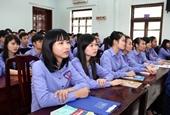 Sinh viên Đại học Kiểm sát Hà Nội đi học trở lại từ ngày 11 5