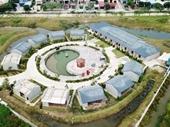 Doanh nghiệp Trung Quốc xây khu nhà hình bát quái ở Hải Phòng