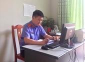Chuyện về thủ khoa kỳ thi tuyển chọn Kiểm sát viên ở Nghệ An