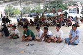 Tây Ninh bắt 50 đối tượng lắc tài xỉu có tổ chức tinh vi