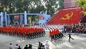 Niềm tin tất thắng của dân tộc Việt Nam với Đảng và chế độ ta