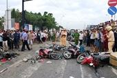 14 người chết do TNGT trong ngày đầu cả nước nghỉ lễ