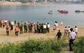 Chiến sĩ Công an mất tích đã tìm thấy thi thể trên hồ thủy lợi