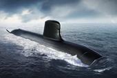 Tàu ngầm hạt nhân tỉ đô đang chạy thử nghiệm của Pháp mạnh cỡ nào