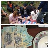 Bố cảnh giới cho con gái tổ chức đánh bạc tại nhà riêng