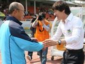 """Báo Indonesia """"HLV Park Hang Seo đã đánh bại Shin Tae Yong"""""""