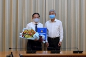 Nhân sự mới TPHCM, Nghệ An