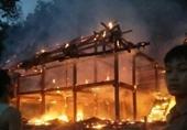 Lại xảy ra cháy nhà tại huyện Lục Yên, Yên Bái