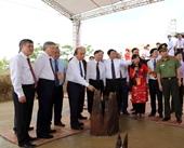 Thủ tướng dự lễ thông xe và khởi công nhiều dự án trọng điểm tại TP Hải Phòng