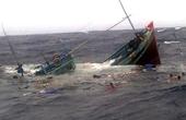 Nghi vấn tàu hàng nước ngoài đâm chìm tàu cá Bình Thuận rồi bỏ chạy