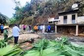 Cảnh báo tình trạng hỏa hoạn nhà dân ở miền núi