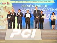 Quảng Ninh đứng đầu, Lai Châu đứng cuối về cạnh tranh cấp tỉnh