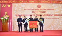 Đảng bộ VKSND tỉnh Bình Định thực hiện tốt nhiệm vụ và công tác xây dựng Đảng