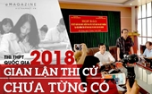 Vụ gian lận thi cử năm 2018 Ông Sái Công Hồng có khuyết điểm