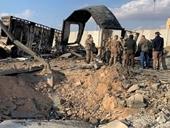 Mỹ xác nhận 110 binh sĩ bị chấn động não sau vụ Iran tấn công căn cứ nước này tại Iraq