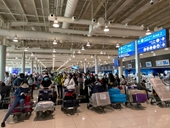 Sẽ đưa 240 công dân Việt Nam từ Pháp về nước hạ cánh tại sân bay Vân Đồn