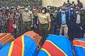 Phiến quân sát hại 12 kiểm lâm viên tại Công viên quốc gia