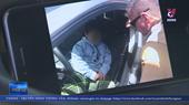 Cảnh sát cũng choáng khi phát hiện bé trai 5 tuổi lái xe trên cao tốc