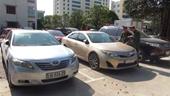 Phát hiện, thu giữ 10 xe ô tô sang nhập lậu từ Lào