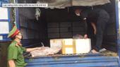 Phát hiện 320 kg thịt bẩn chuẩn bị đưa vào bếp ăn công nhân