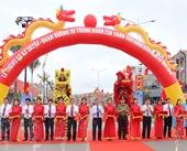 Hải Phòng tổ chức thông xe kỹ thuật tuyến đường tỉnh 359 đầu tư hơn 1 300 tỉ đồng