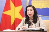 Việt Nam bác bỏ quyết định đơn phương cấm đánh bắt cá trên Biển Đông của Trung Quốc