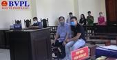 Cựu Trưởng Công an TP Thanh Hóa hầu tòa về tội nhận hối lộ