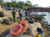 5 người mất tích trên sông Thu Bồn do chìm ghe