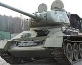 Sức mạnh xe tăng T-34, con át chủ bài của Nga trong Thế chiến II