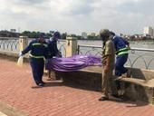 Phát hiện thi thể phụ nữ trôi trên sông ở quận Bình Thạnh