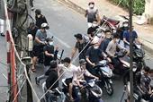 Thanh niên gọi lực lượng chém 5 người nhập viện vì hỏi mà không trả lời