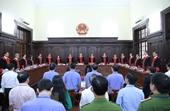 Kháng nghị theo thủ tục giám đốc thẩm của Viện trưởng VKSNDTC có phù hợp với quy định của pháp luật