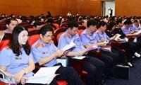 Tổ chức hội nghị tổng kết 5 năm Luật Phá sản và tập huấn pháp luật về đất đai