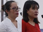 Xét xử vụ gian lận thi Hòa Bình Bị cáo bật khóc khai bị ép nâng điểm cho con lãnh đạo
