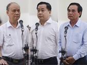 Tuyên bắt tạm giam hai cựu Chủ tịch TP Đà Nẵng tại tòa để thi hành án