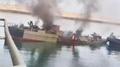 Vụ chiến hạm Iran bị trúng tên lửa khi tập trận Iran nghi ngờ thủ phạm