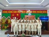 Chi bộ VKSND huyện Châu Thành tổ chức Đại hội điểm